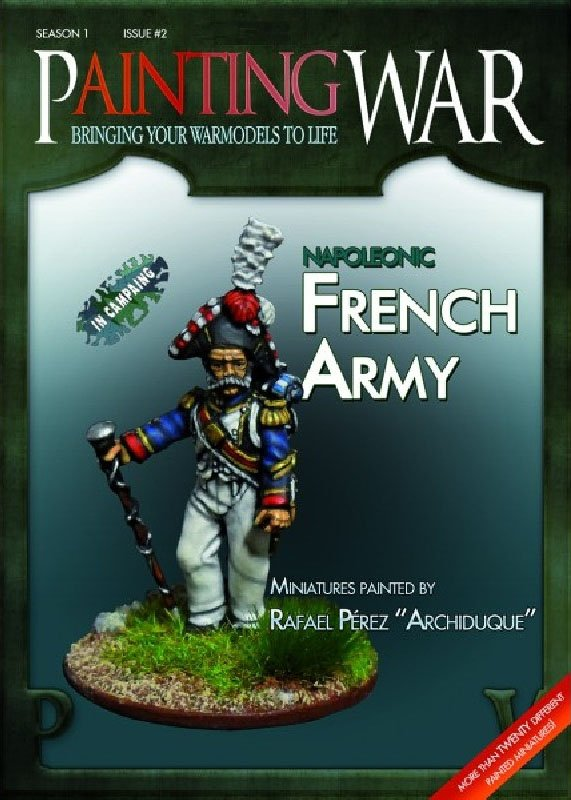 Painting War - French