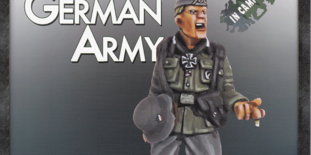 Magazine: PAINTING WAR – WWII German Army (Season 1, Issue 1)