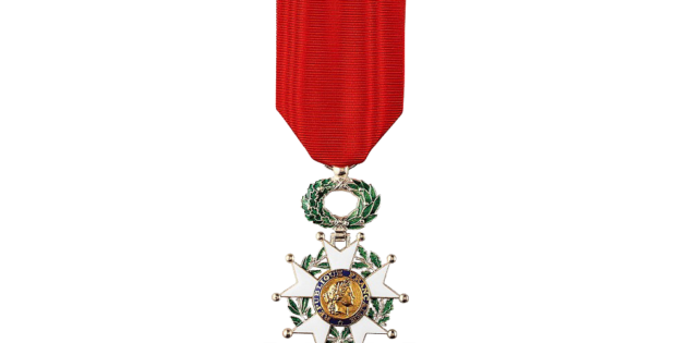 HMGS Legion of Honor and the Scruby Award