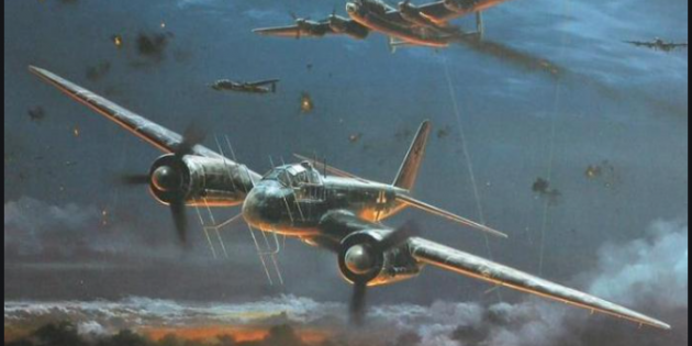 Night Fighter Ace: Air Defense over Germany Playthrough